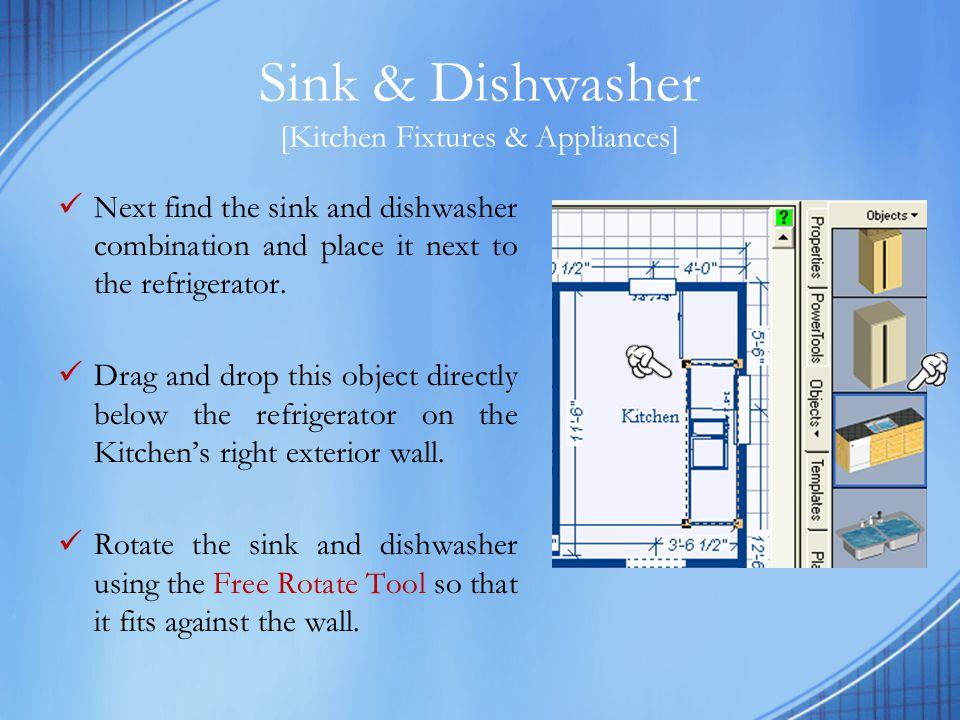 Sink & Dishwasher [Kitchen Fixtures & Appliances]